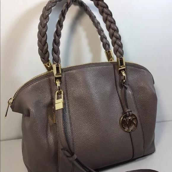 5291312130a0 Michael Kors Naomi Bowling Satchel. M 5a4a48c59cc7efefba042148. Other Bags  ...